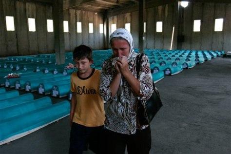 Image: Bosnia Srebrenica