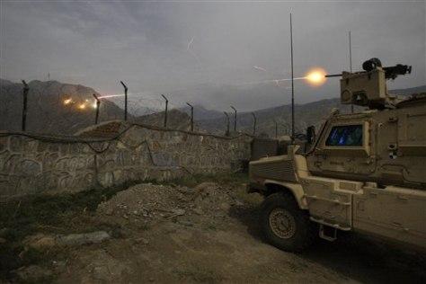 APTOPIX Afghanistan US