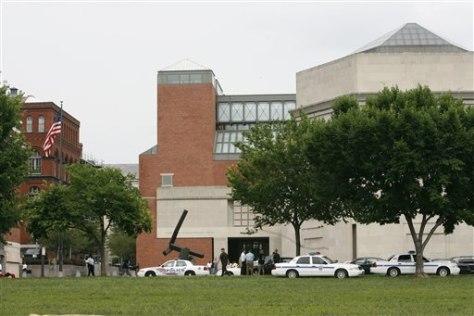 Image: Holocaust museum