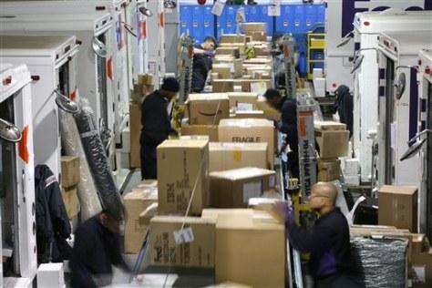 Image: FedEx Express Station