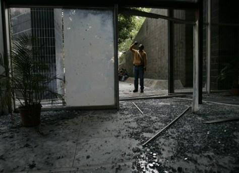 Image: Venezuela bomb