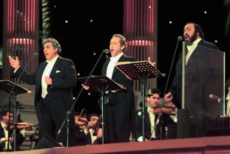 Image: Three Tenors