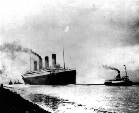 Image: The Titanic