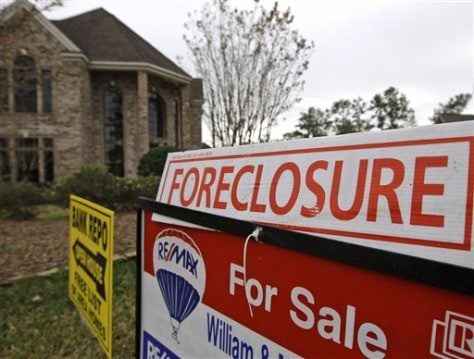 Bankruptcy Foreclosures
