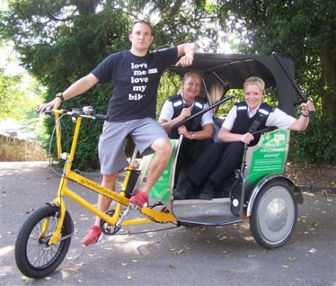 Image: Pedicab
