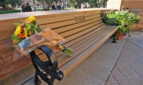 Image: Shepard memorial