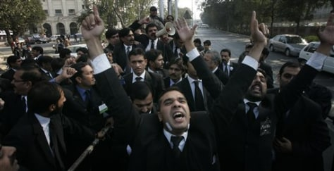 Image: Lawyers celebrate