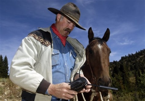 Satellite Phone Cowboys
