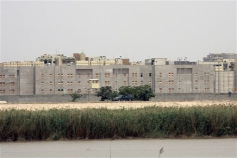Image: New U.S. embassy in Iraq