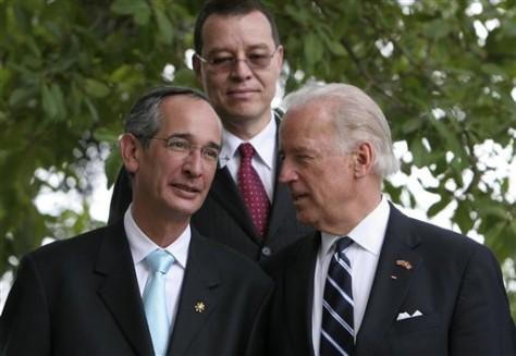 Image: Biden in Central America