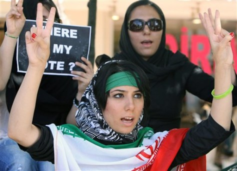 Image: Iranian women living in Turkey