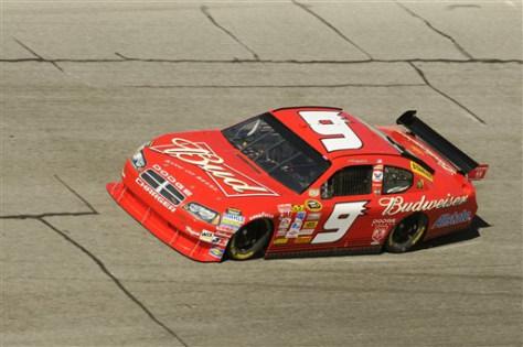 Image: NASCAR Budweiser