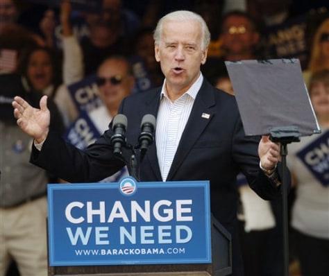 Image: Sen. Joe Biden