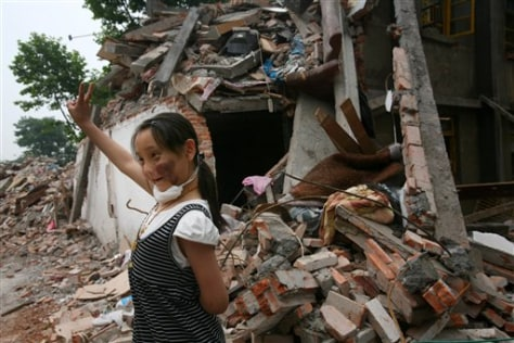China Earthquake Mental Toll