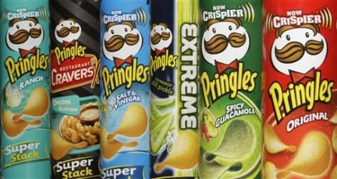 Image: Pringles