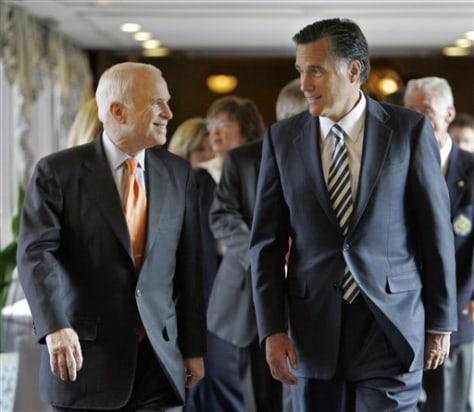 Romney Still Running