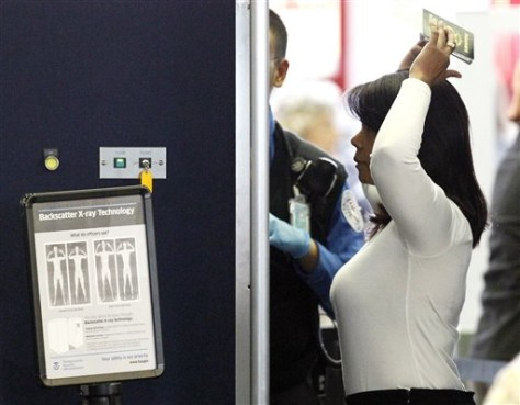 Why Travelers Hate New Tsa Screenings Technology Science Science Livescience Nbc News