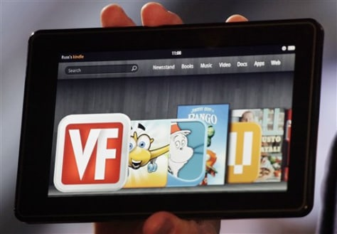 Image: Kindle Fire