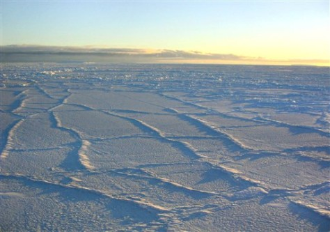 Image: Antarctic sea ice