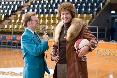"Image: Will Ferrell in ""Semi-Pro"""