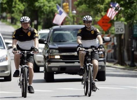 IMAGE: Bike patrols in Pa.