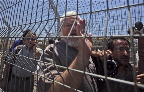 Image: Palestinian parliament speaker Abdel Aziz