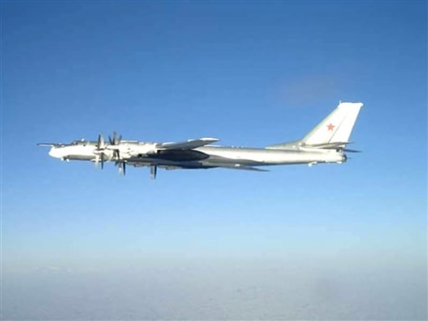 Image: Tupolev 95 Bear
