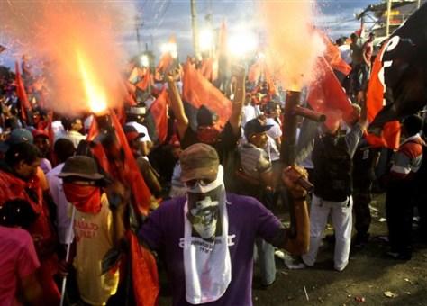 Image: Nicaragua elections