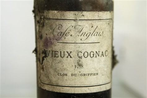 Image: Really old cognac