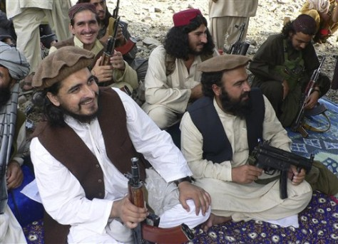 Image: New Pakistani Taliban chief Hakimullah Mehsud