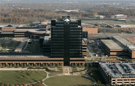 Image: Chrysler headquarters