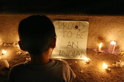 Image: A resident of Mumbai