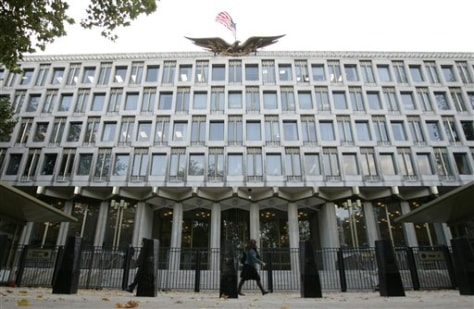 Image: US Embassy in London