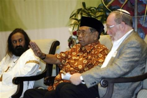 Image: Indonesia battling extremism