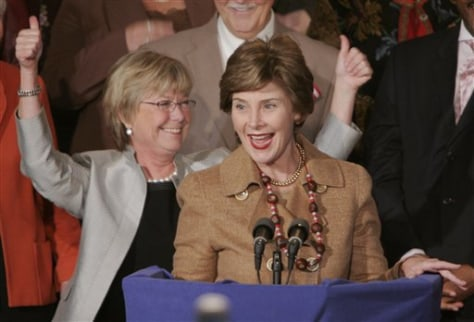 LAURA BUSH OHIO