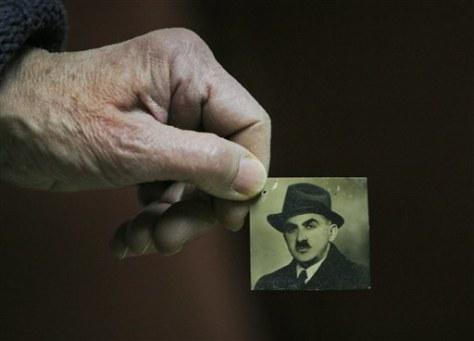 Image: Moshe Bar-Yuda's father