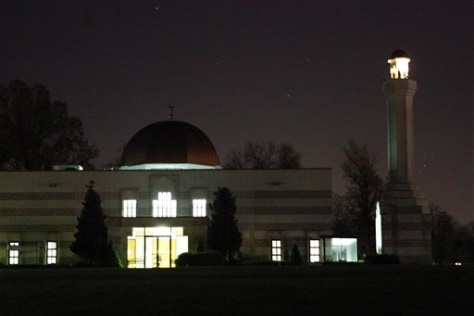 Image: Md. mosque attended by Fort Hood shooting suspect