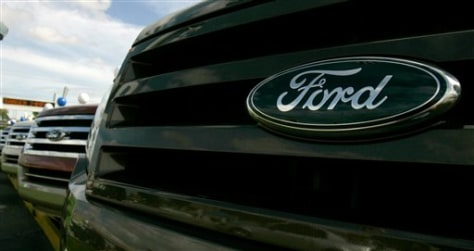 Image: Ford Motor