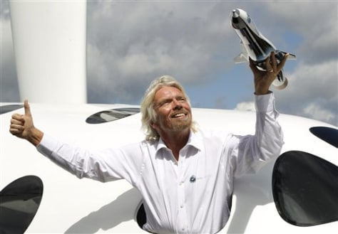 Image: Richard Branson