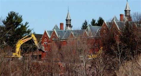 Image: Former Danvers State Hospital