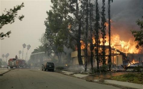 IMAGE: SAN DIEGO AREA FIRE