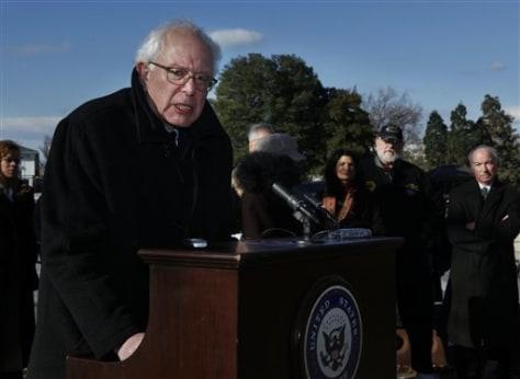 Image: Sanders