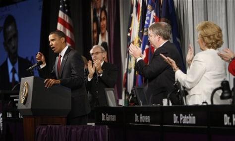 Image: Obama AMA