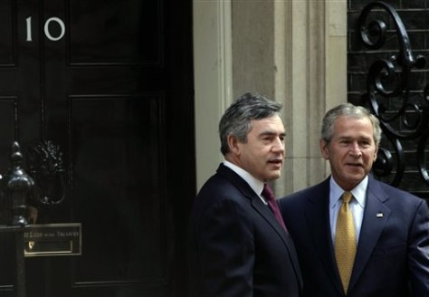 Image: Brown and Bush