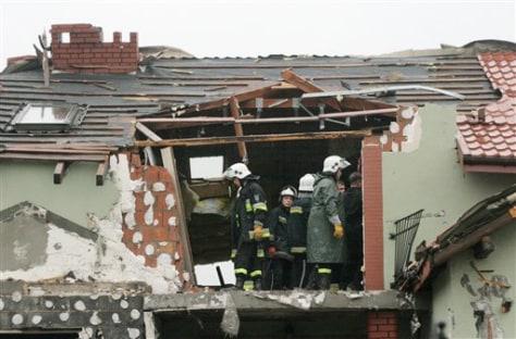 image: Poland storm