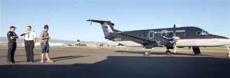 Image: Air Midwest at Prescott airport