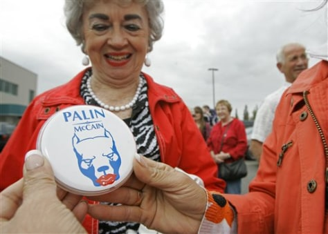 Image: Palin button