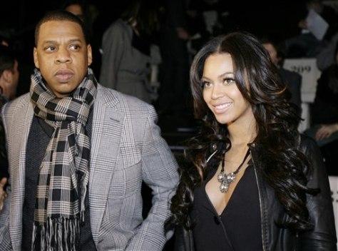 Image: Jay-Z, Beyonce