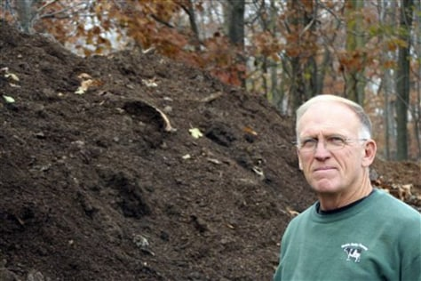 IMAGE: FARMER WITH COMPOST