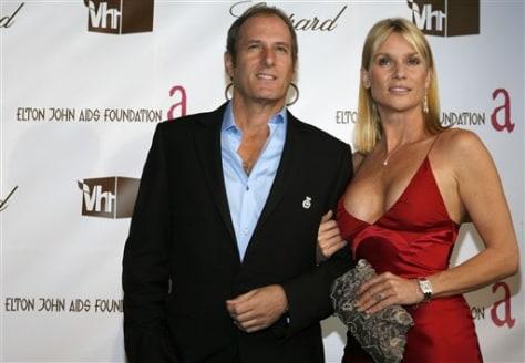 Nicollette Sheridan michael bolton married